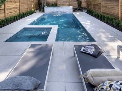 pool and stone picture